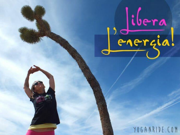 libera l'energia