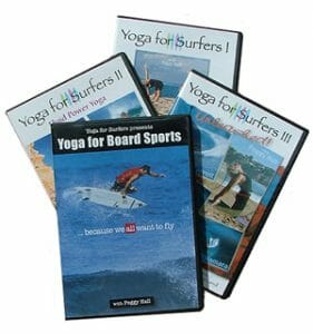Yoga for surfers dvd
