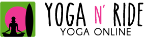 Yoga n' Ride Sticky Logo