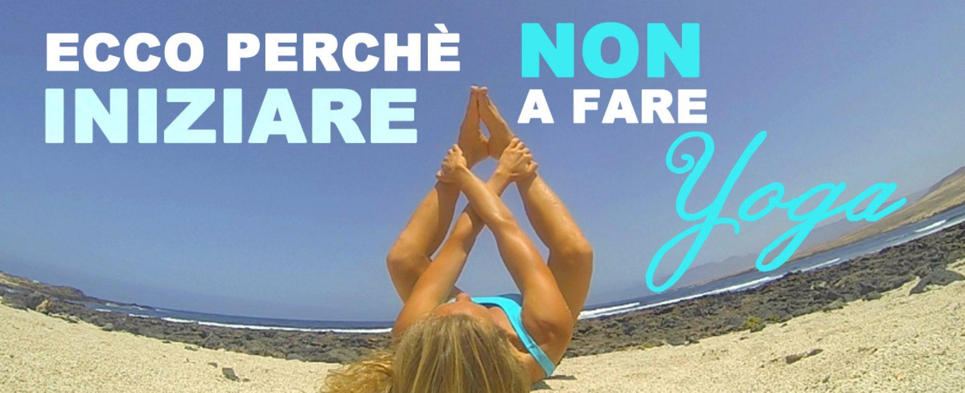 guarda i video di yoga per perdere peso
